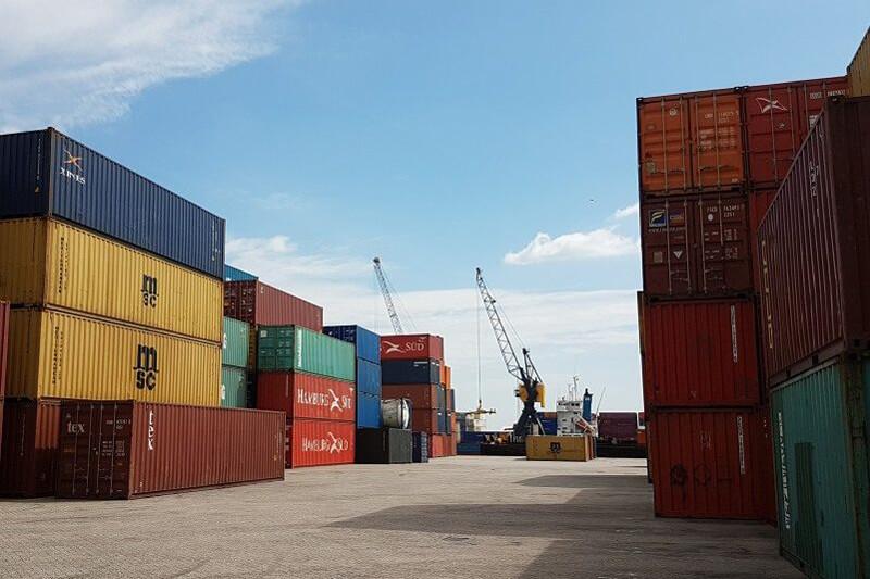 Container terminal, Moerdijk